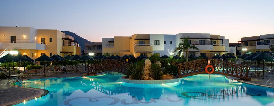 Hotel Mikri Poli - Kolymbia - Rhodos