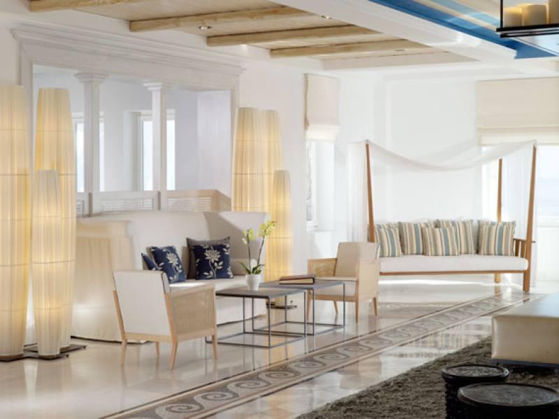 Hotel mykonos grand agios ioannis mykonos mykonos for Local interior decorators
