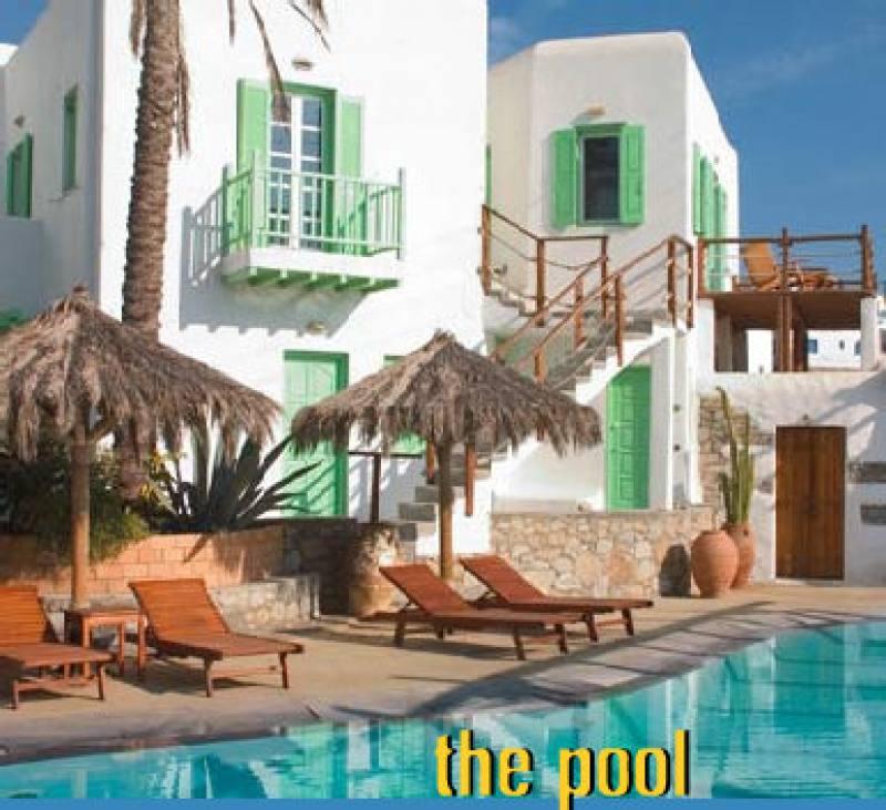 Hotel Mykonos Palace - Mykonos stad - Mykonos