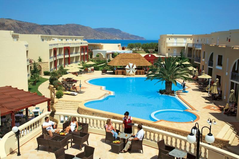 Hotel Mythos Palace - Georgioupolis - Chania Kreta