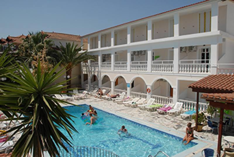 Appartementen Natali - Laganas - Zakynthos