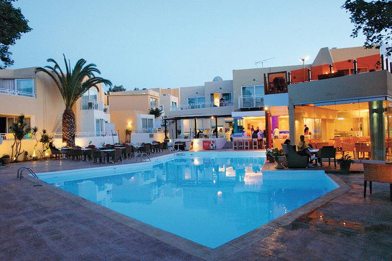 Hotel Nefeli - Rethymnon - Rethymnon Kreta