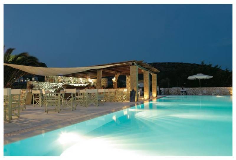 Hotel Nefeli - Skyros stad - Skyros