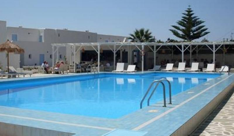 Hotel Narges - Aliki - Paros