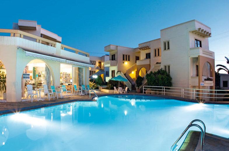 Appartementen Olga Suites - Maleme - Chania Kreta