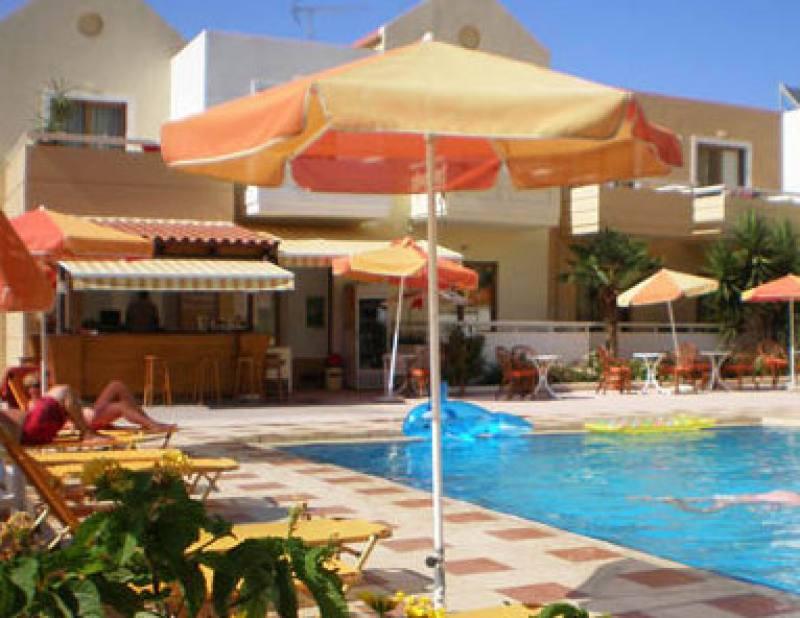 Appartementen Oscar Suites - Platanias - Chania Kreta