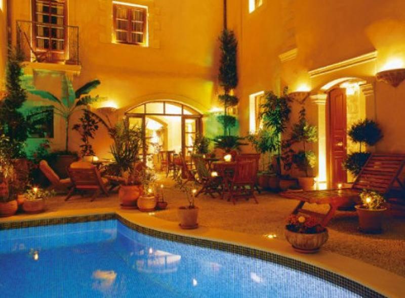 Hotel Palazzino Di Corina - Rethymnon - Rethymnon Kreta