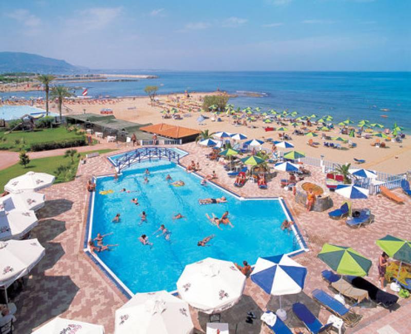 Hotel Phaedra Beach Malia Heraklion Kreta