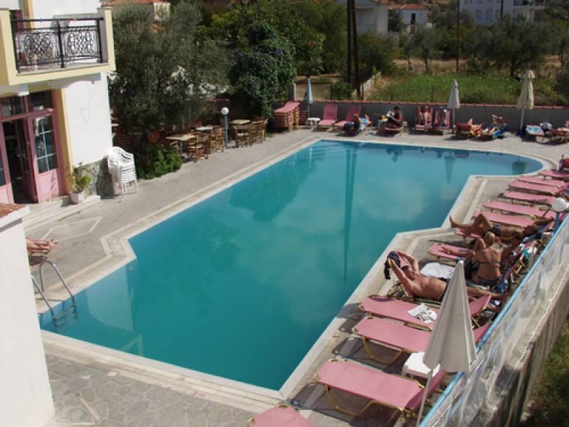 Appartementen Poseidon - Anaxos - Lesbos
