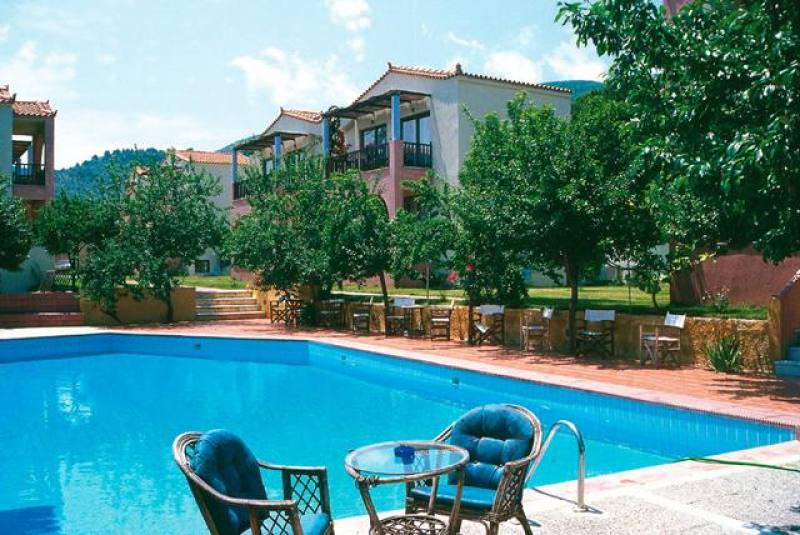 Aparthotel Rigas - Skopelos stad - Skopelos