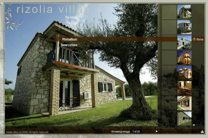 Appartementen Rizolia - Agios Sostis - Zakynthos