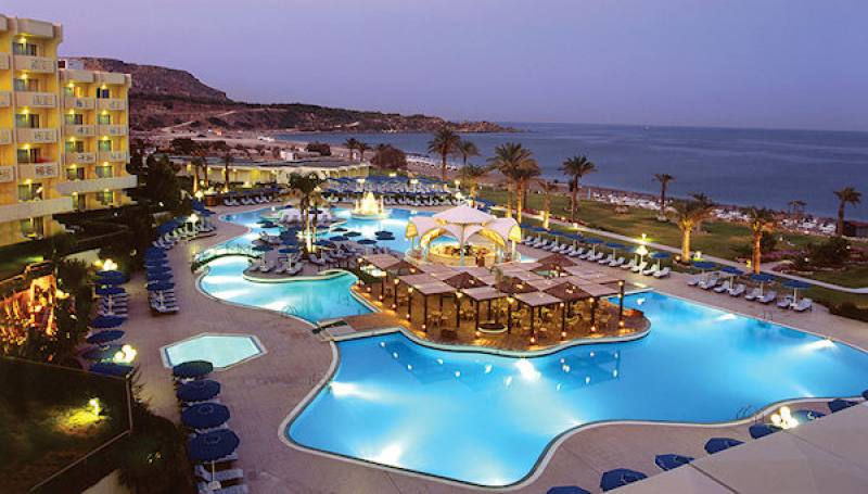 Hotel Rodos Palladium - Kalithea - Rhodos