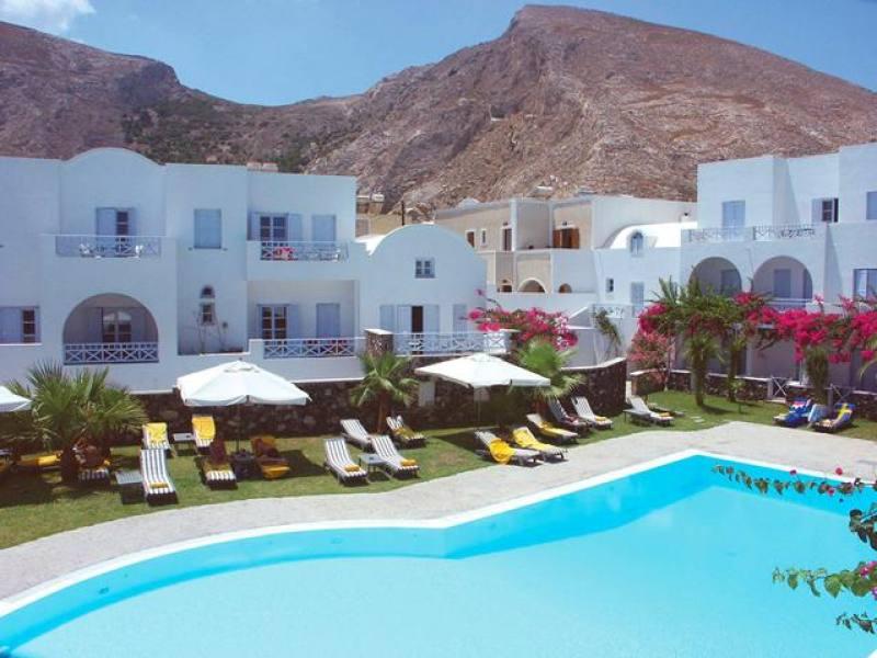 Hotel Santorini Kastelli Resort - Kamari - Santorini