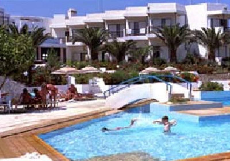 Hotel Santa Marina Beach - Agia Marina - Chania Kreta