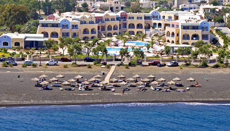 Hotel Santo Miramare - Perissa - Santorini