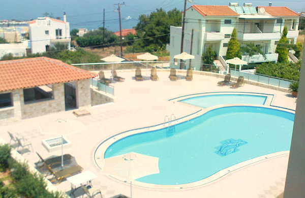 Appartementen Sandy Suites - Kato Galatas - Chania Kreta