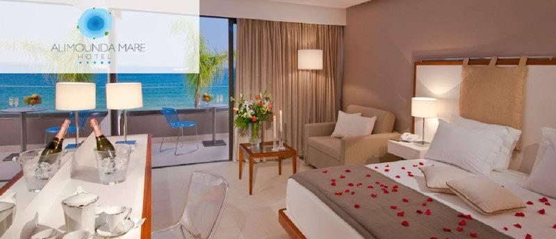 Hotel Alimounda Mare - Pigadia - Karpathos