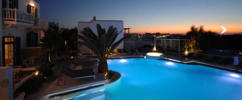 Appartementen Semeli - Mykonos stad - Mykonos