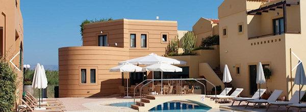 Hotel Silver beach - Gerani - Chania Kreta