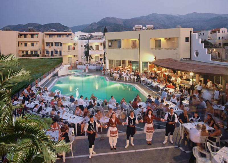 Sissy Bay Spa Hotel Kreta