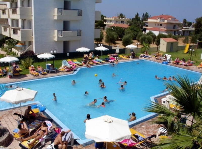 Appartementen Summerland - Ixia (Trianda) - Rhodos