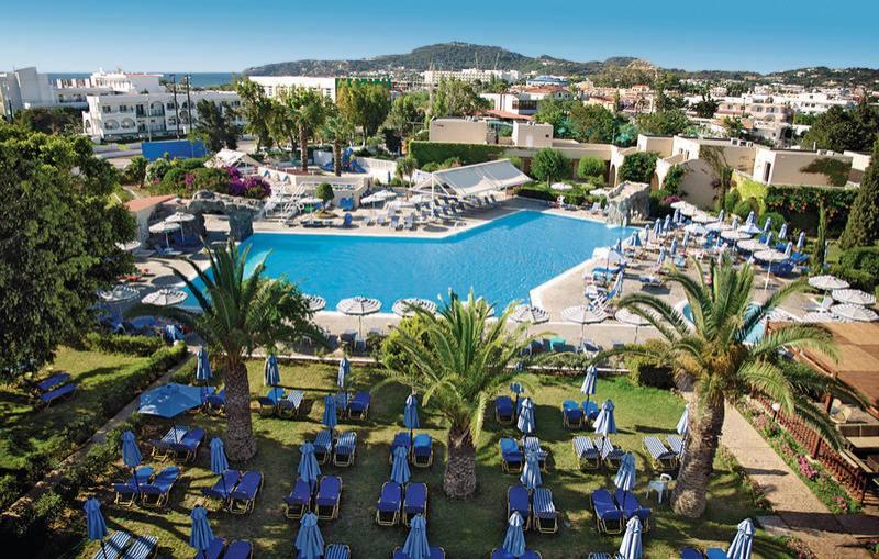 Hotel Sun Palace Faliraki Rhodos