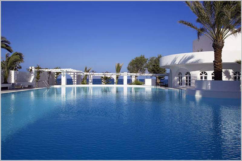 Hotel Thalassa - Kamari - Santorini