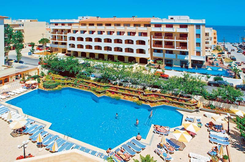 Hotel theartemis palace rethymnon rethymnon kreta for Designhotel kreta