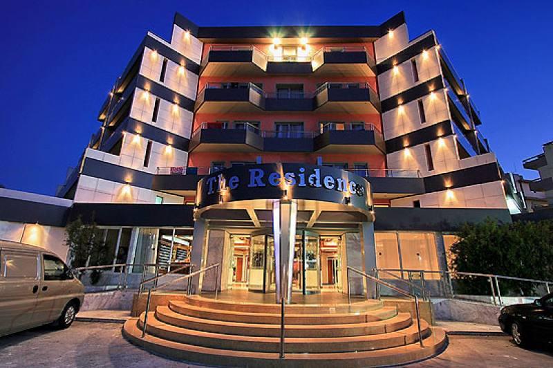 Aparthotel The Residence - Ialyssos - Rhodos