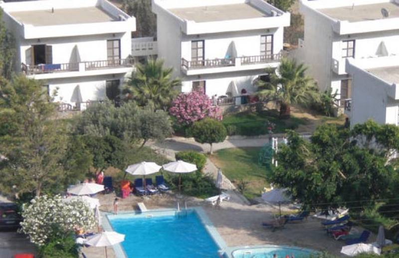 Hotel Valley Village - Matala - Heraklion Kreta