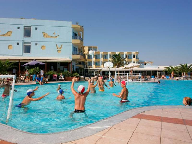 Hotel Aphrodite Beach Club Kreta Gouves