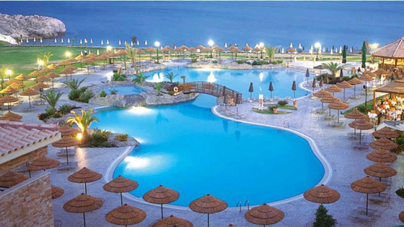 Hotel Atlantica Imperial Resort - Kolymbia - Rhodos
