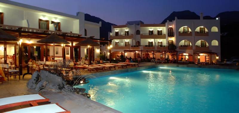 Hotel Alianthos Garden - Plakias - Rethymnon Kreta