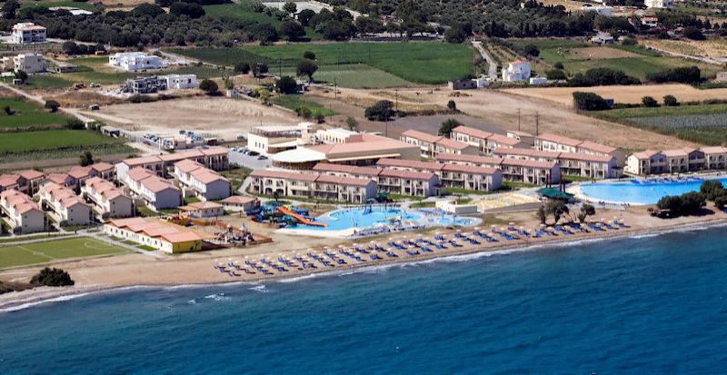 Hotel Marine Aquapark Resort - Tigaki - Kos
