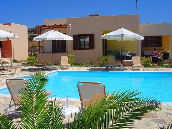 Villas Akti - Palekastro - Lassithi Kreta