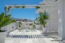 Foto  Adriani in Naxos stad ( Naxos)