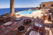 Foto Villas Als Marmarei in Sykamia ( Kea)