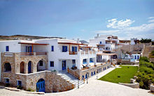 Foto Hotel Agnanti Holiday Resort in Krios Beach ( Paros)