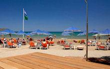 Foto Hotel Amalthia Beach Resort in Agia Marina ( Chania Kreta)