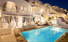 Foto Appartementen Andromeda Villas in Imerovigli ( Santorini)