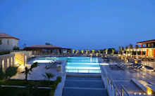 Apollonia Resort and Spa in Lixouri