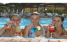 Foto Hotel Aqualand Village and Waterpark in Agios Ioannis ( Corfu)