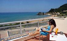 Foto Hotel Aquis Pelekas Beach in Pelekas ( Corfu)
