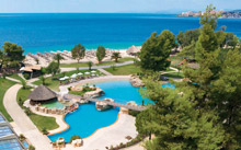 Porto Carras Grand Resort in Neos Marmaras