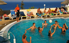 Foto Hotel Blue Bay in Agia Pelagia ( Heraklion Kreta)