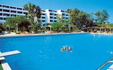 Foto Hotel Blue Bay in Ixia (Trianda) ( Rhodos)