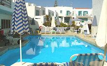 Foto Appartementen Casteli in Panormos ( Rethymnon Kreta)