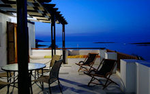 Foto Hotel Contaratos Beach in Naoussa ( Paros)