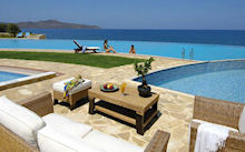 Foto Hotel Cretan Dream Royal in Stalos ( Chania Kreta)