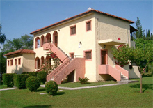 Foto Appartementen Green Corner Villas in Danilia ( Corfu)